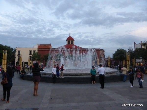 24 hours in Queretaro Mexico