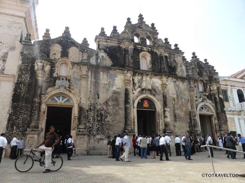 La Merced Granada