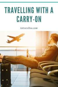 travelling with a carry on