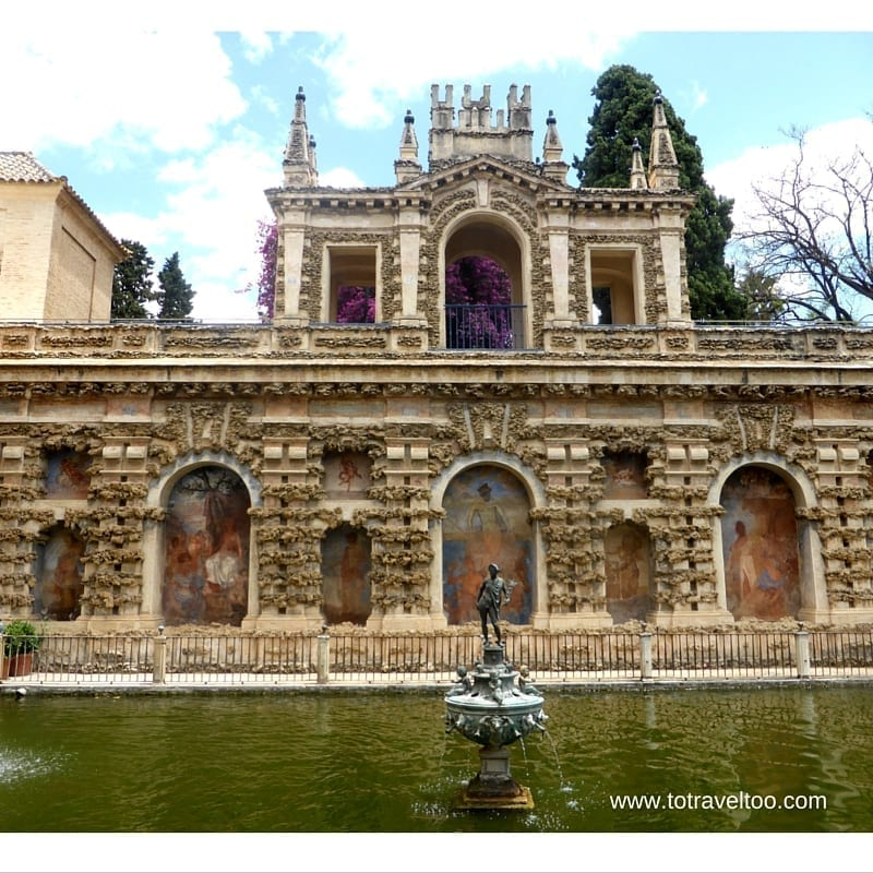 The Alcazar of Seville