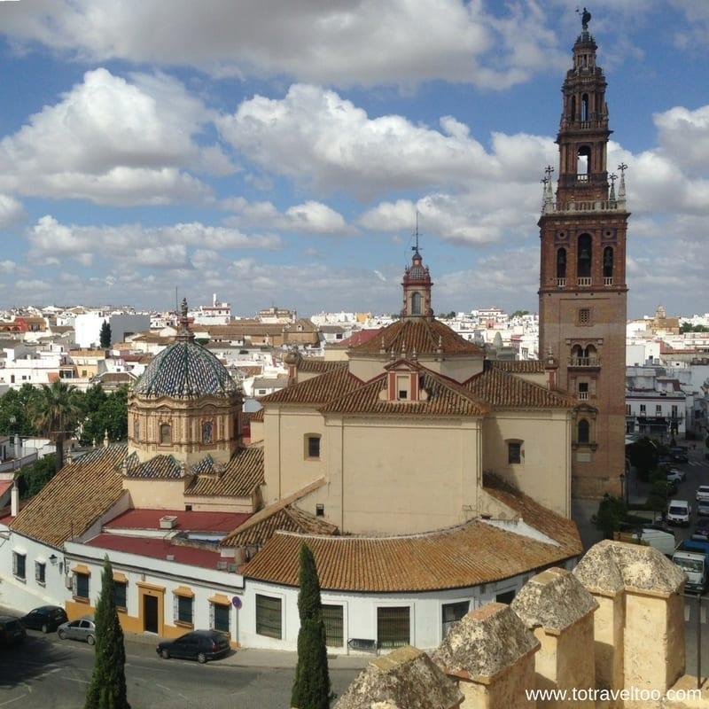 Carmona Road Tripping Around Spain
