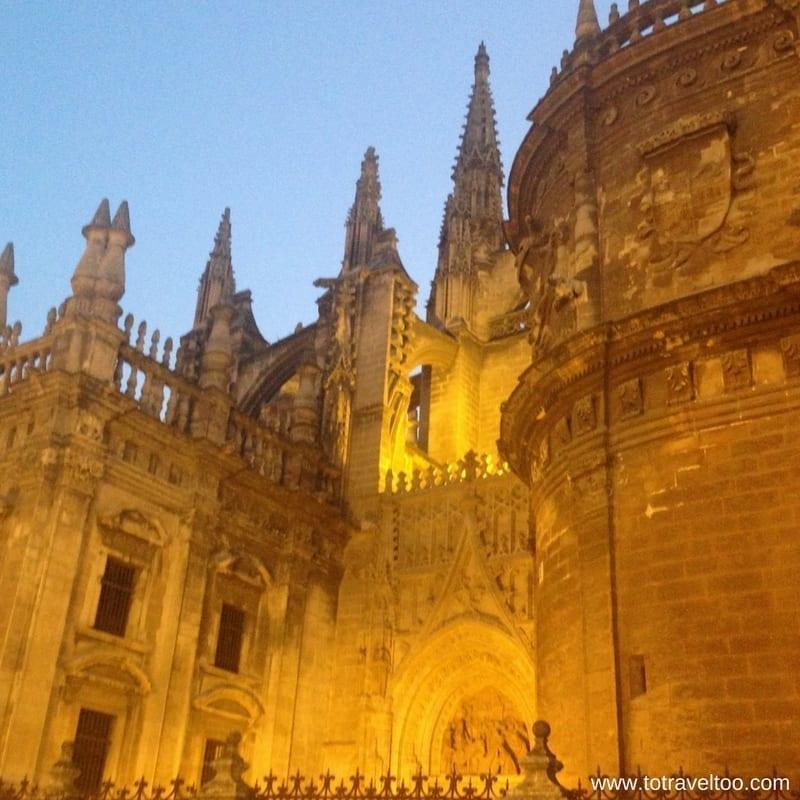 Road Tripping Around Spain Seville