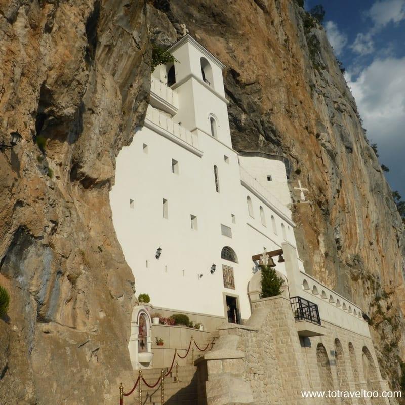 North Montenegro Ostrog Monastery 360Monte Tour