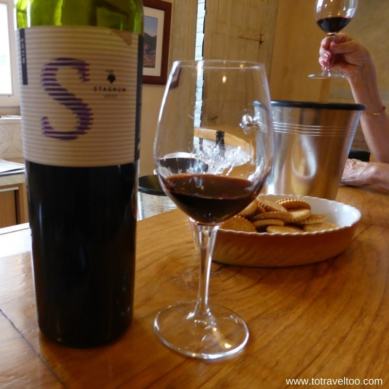 Croatian Wines Milos Winery Stagnum 2007