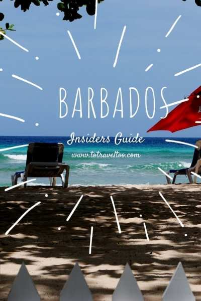 Barbados an Insiders Guide