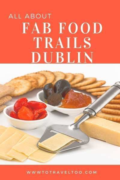 Food Walking Tour Dublin