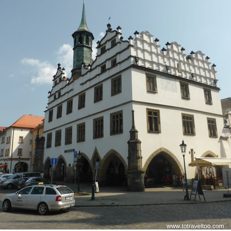 Two Days in Litomerice