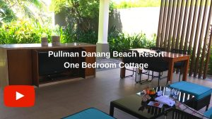 Youtube video on one bedroom cottage at Pullman Danang Beach Resort