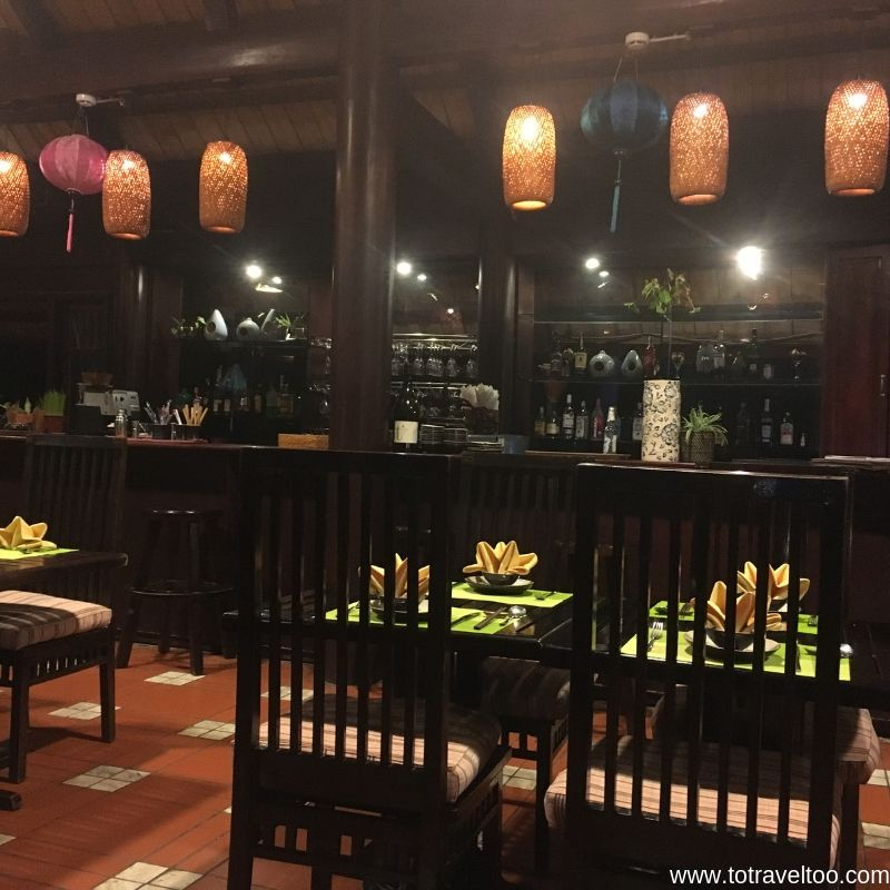 Bo Luong Restaurant in our Guide to Mai Chau Vietnam