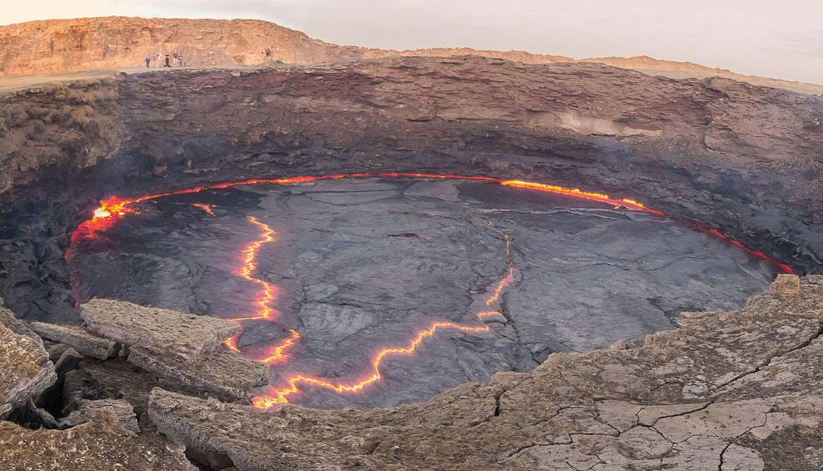 Ethiopia - Lava