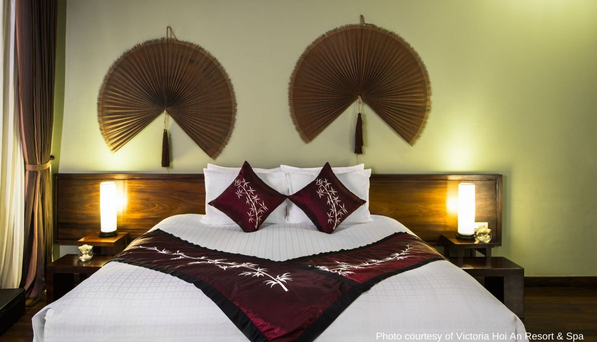 Junior Suite at the Victoria Hoi An Resort & Spa
