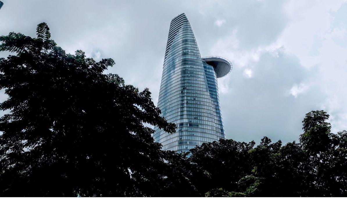 Bitexco Tower - 5 days in Saigon