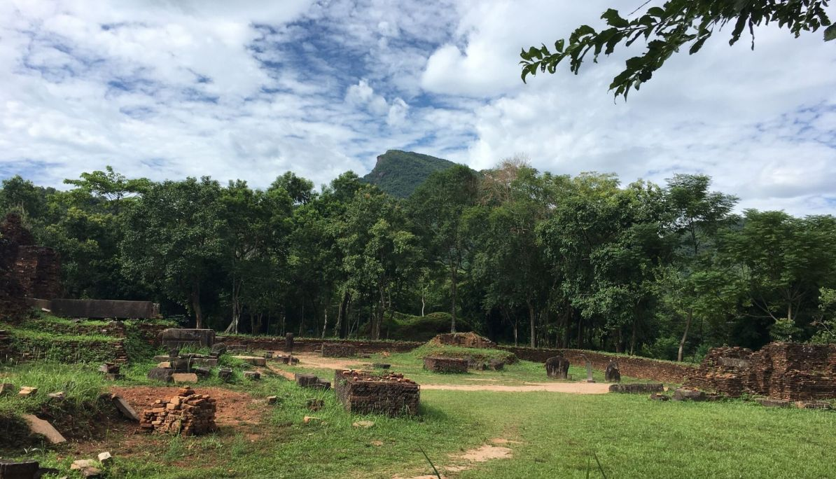 Group A ruins