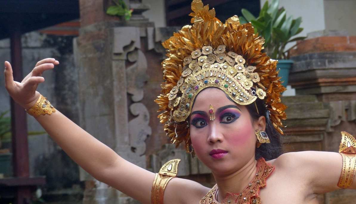 Indonesian Cultural Dance