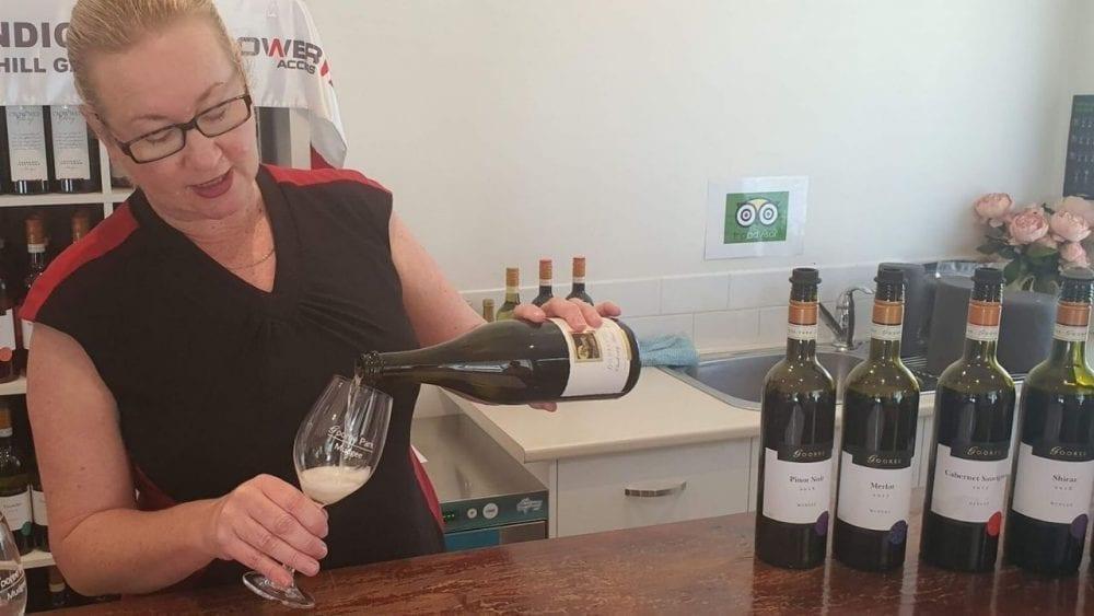 Gooree Park Wine Tasting