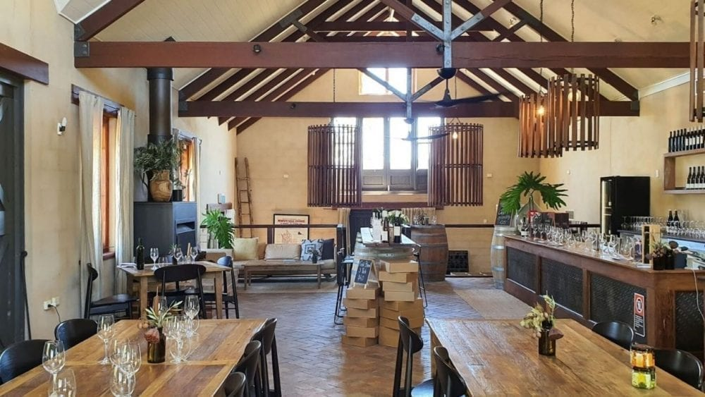 The Cellar Restaurant by Gilber