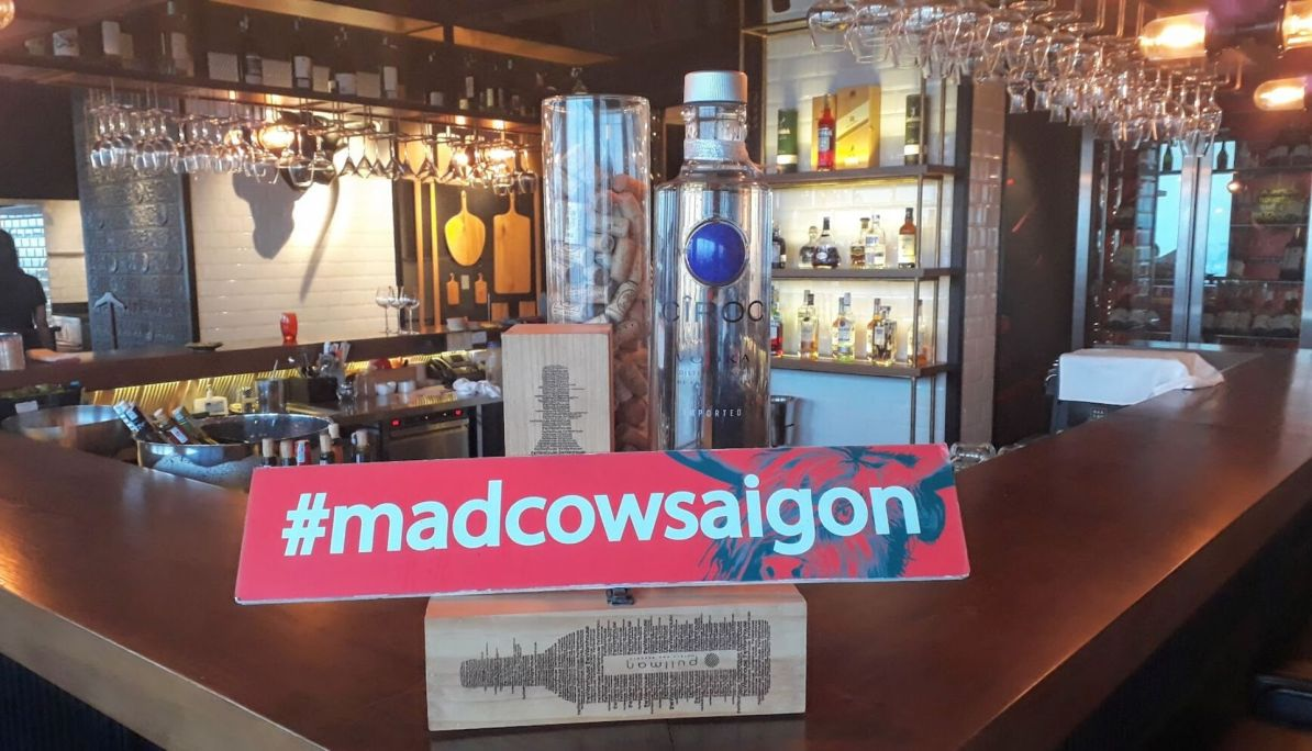 Wine and dine at MadCow