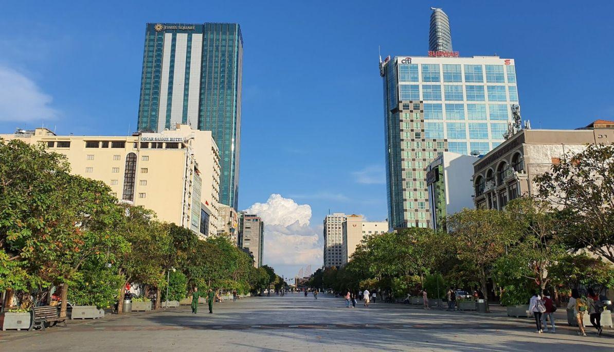 Walking Street HCMC