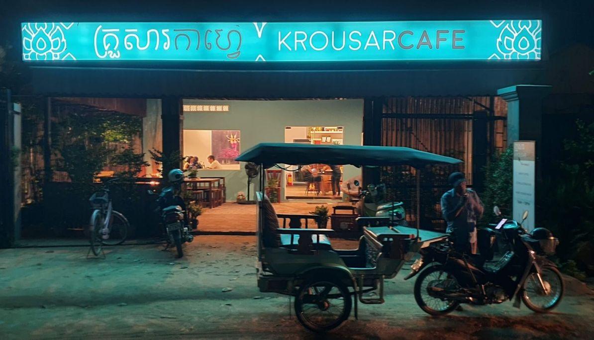 Krousar Cafe