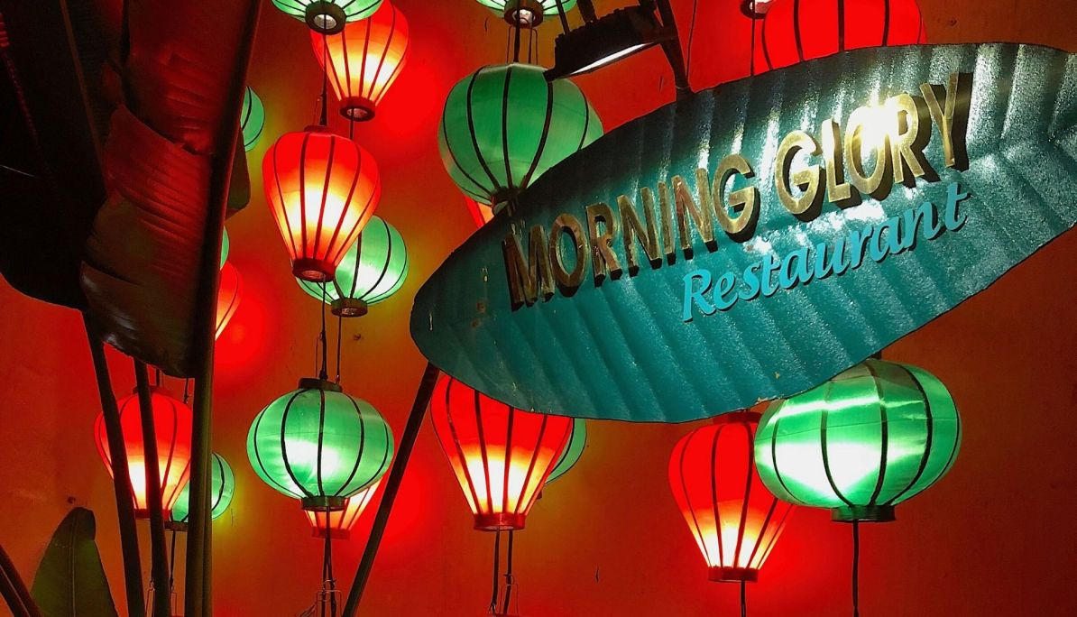Morning Glory Restaurant Hoi An