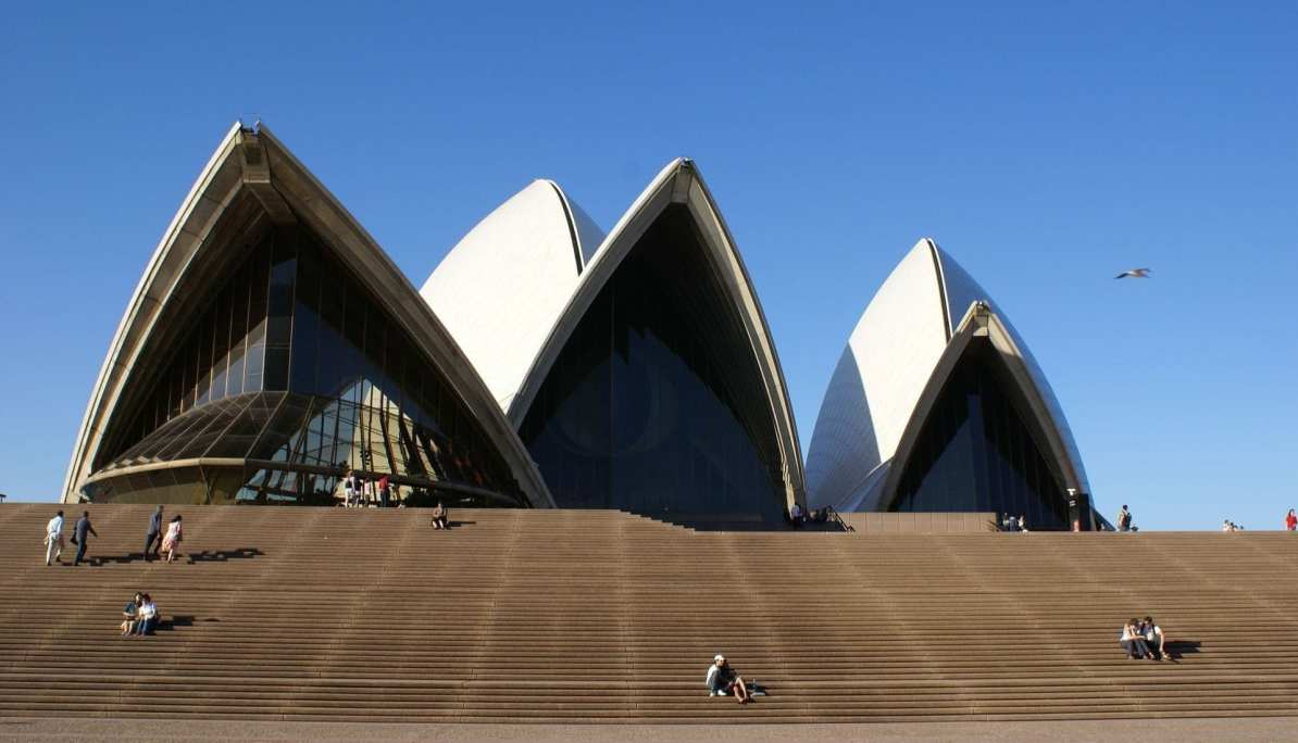 Sydney Opera House Forecourt