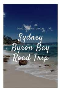 Sydney Byron Bay Road Trip
