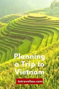 Planning a Vietnam Trip