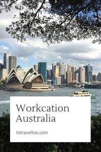 Workcation Australia
