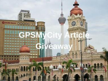 Photo of Kuala Lumpur for the article giveaway