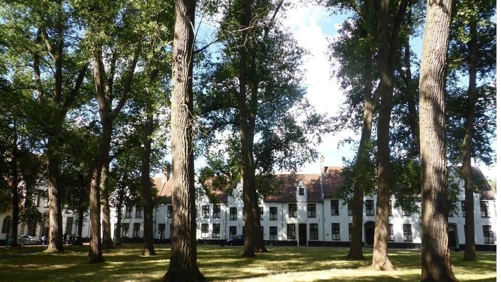 Beguine Houses of Bruges