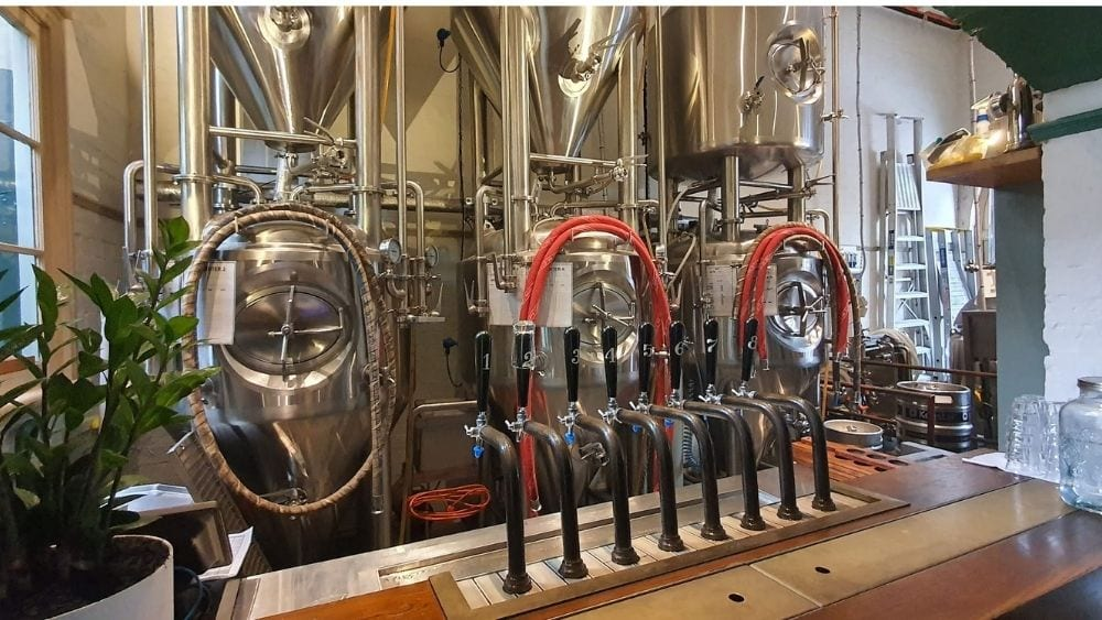 The Brewery at the Tap Room