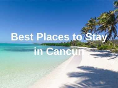 Best Places to Stay in Cancun - Cancun beach photo