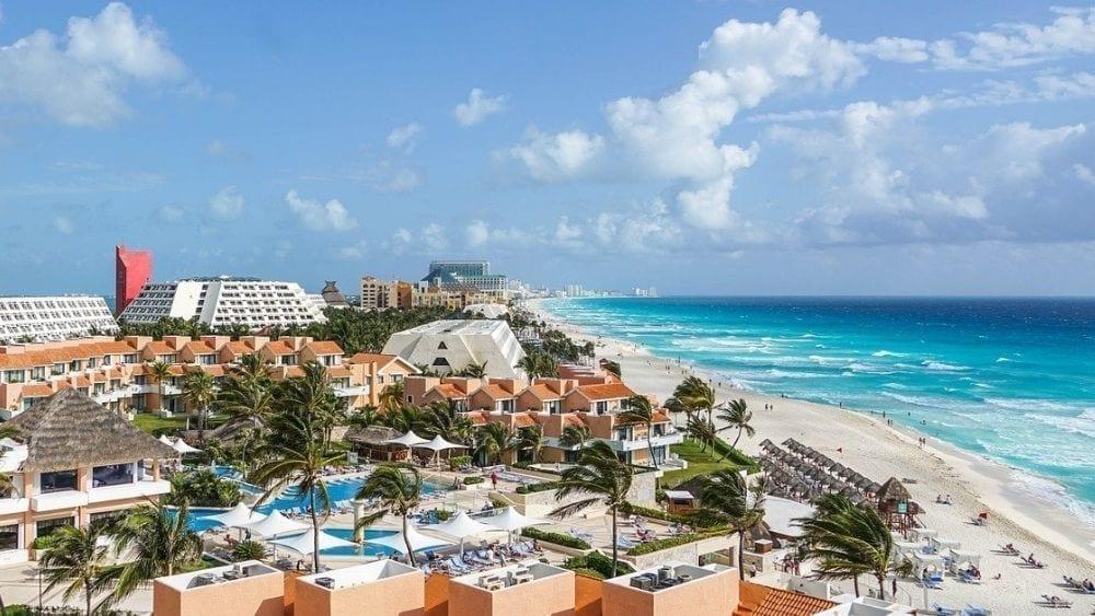 Cancun beach hotels