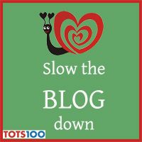 Tots100 Slow Blogging