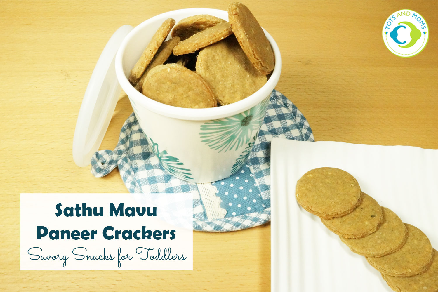 SATHUMAVU PANEER CRACKERS for Babies, Toddlers, kids & Family homemade cookies