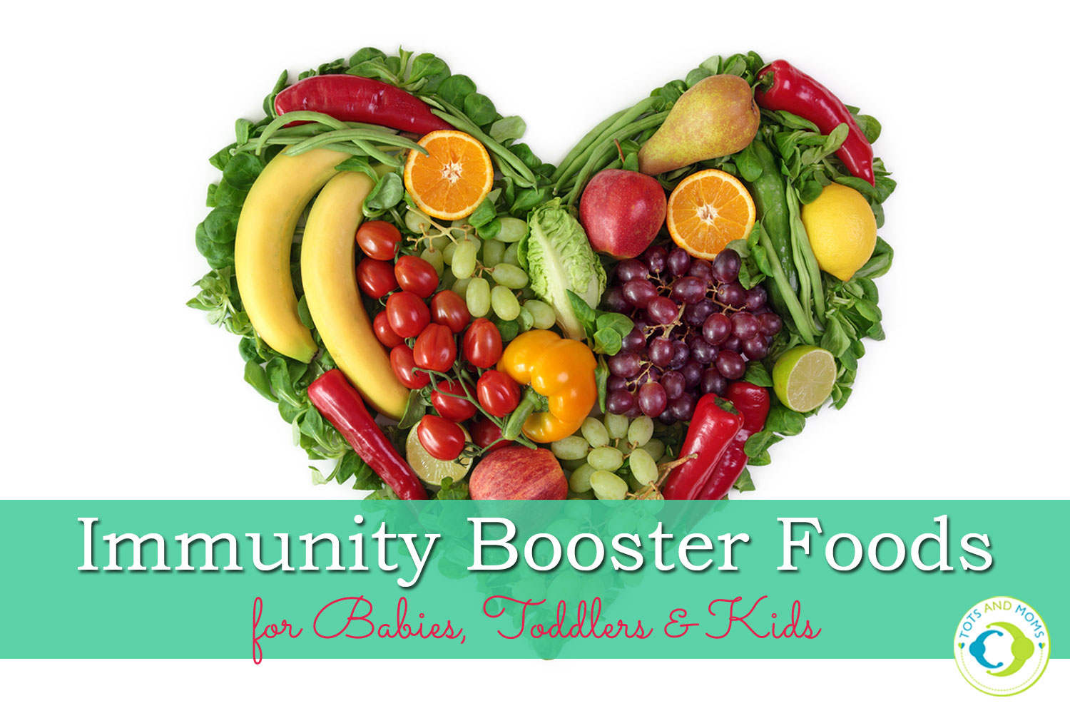 Immunity Booster Foods for Babies, Toddlers, Kids and Family