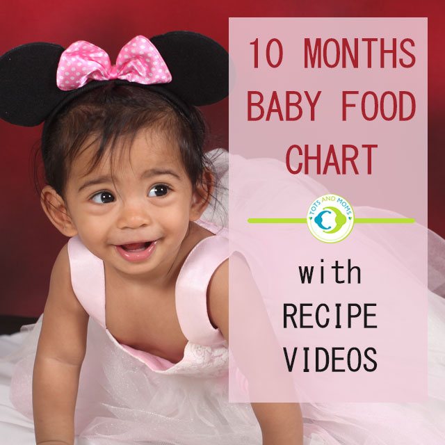 10 months indian baby food chart with recipe videos tots and moms 10 months indian baby food chart with recipe videos forumfinder Choice Image