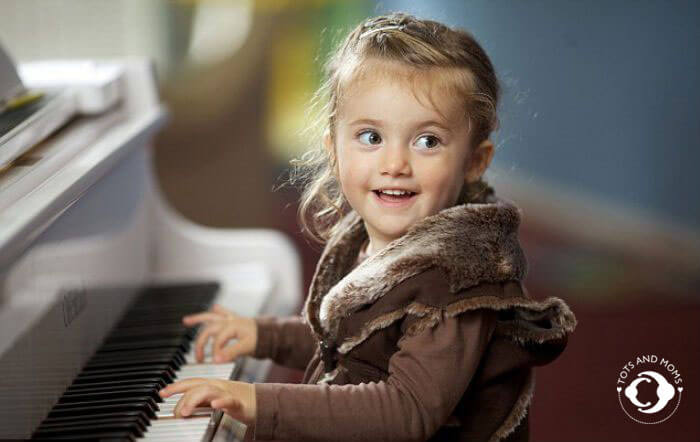 Learning made fun with music for toddlers