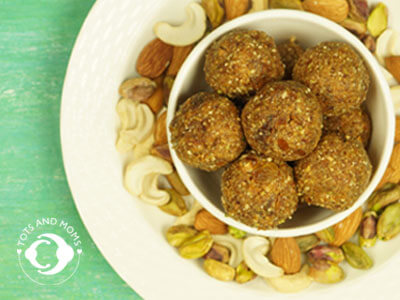 How to prepare Dry Fruits Laddu