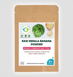 Buy Kerala Banana Powder Online India TOTS AND MOMS
