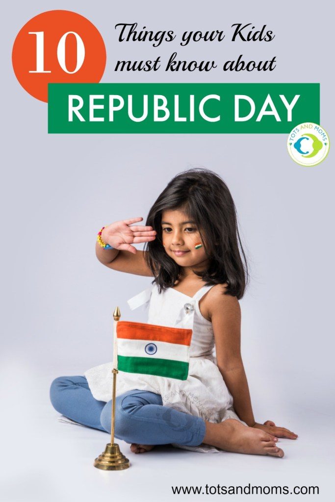 What is Republic Day Celebrations Essay for Kids