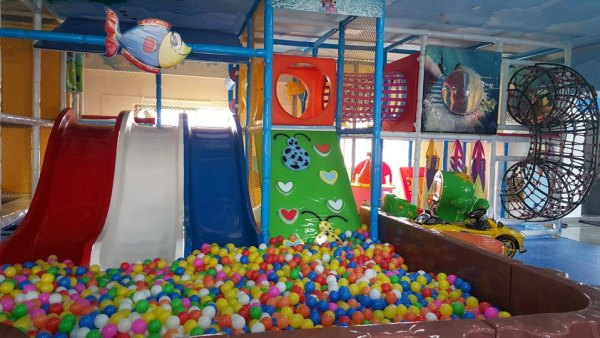 Indoor Play Areas | Kids Play Stations in Bangalore Kidz Mania