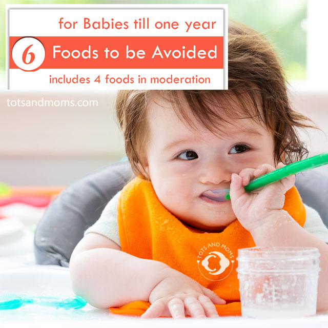 6 FOODS TO BE AVOIDED for Babies till one year hindi kannada