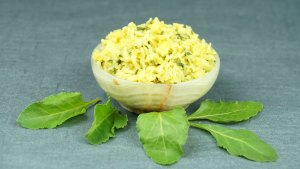 Spinach-Masoor-Khichdi_Khichdi Recipes for babies