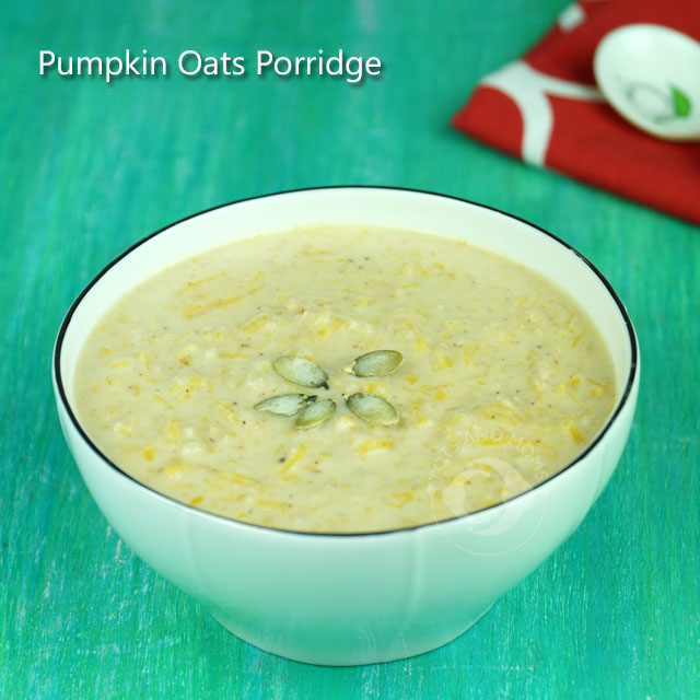 Oats Pumpkin Porridge for Babies, Toddlers & Kids | Hindi Kannada | Oats Recipe for Babies