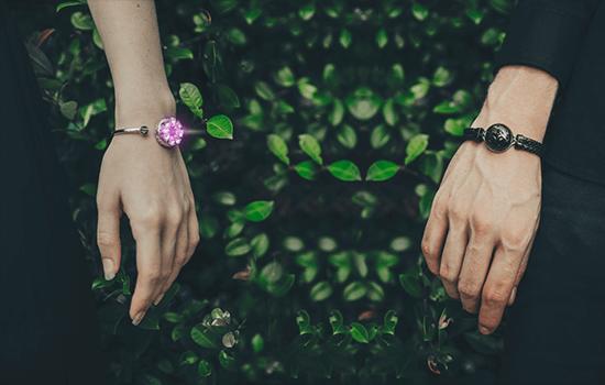 Totwoo couple bracelets gift