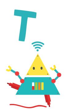 Caricature de technologie