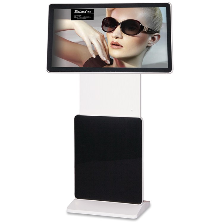 "Vertical Touchscreen indoor 55"" gedreht"