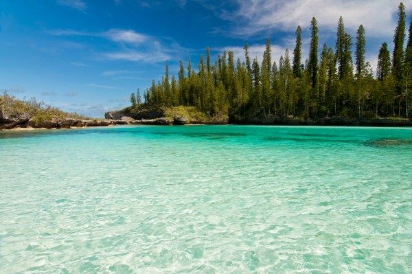 Baie d'Oro à l'île des Pins - Nouvelle Calédonie