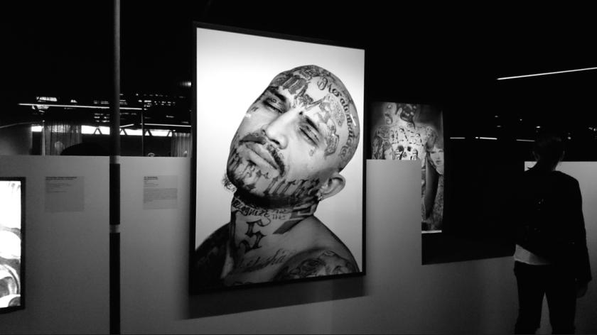 Expo Tatoueurs Tatoués @ Quai Branly